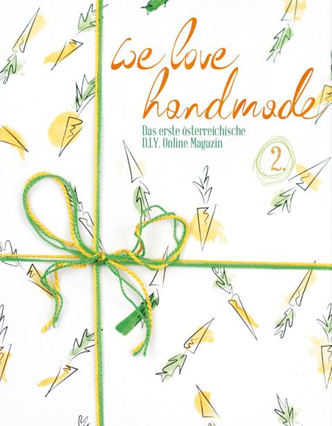 We Love Handmade MAG#2