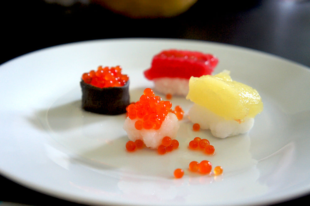 Popin' Cookin' Sushi