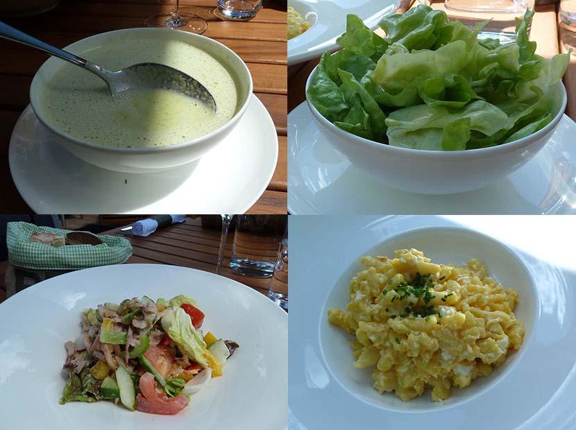 Essen bei KLEE am Hanslteich