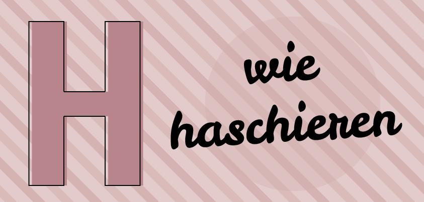 h_haschieren