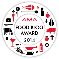 AMA Food Blog Award 2014