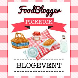 FoodbloggerAT Blogevent: Picknick (Einsendeschluss 9. Juli 2016)