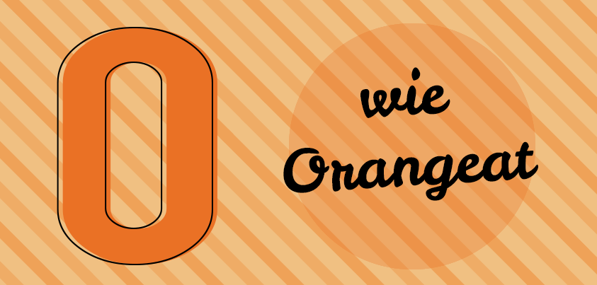 Koch ABC: O wie Orangeat